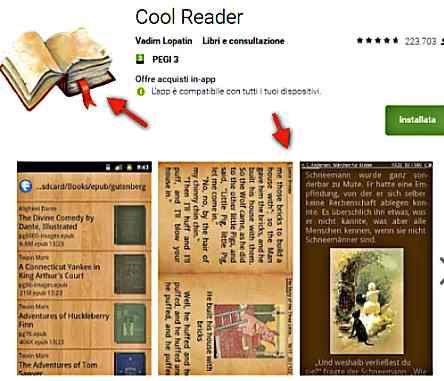Cool Reader четец