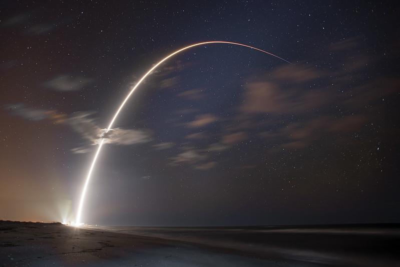 Изображение от Official SpaceX Photos