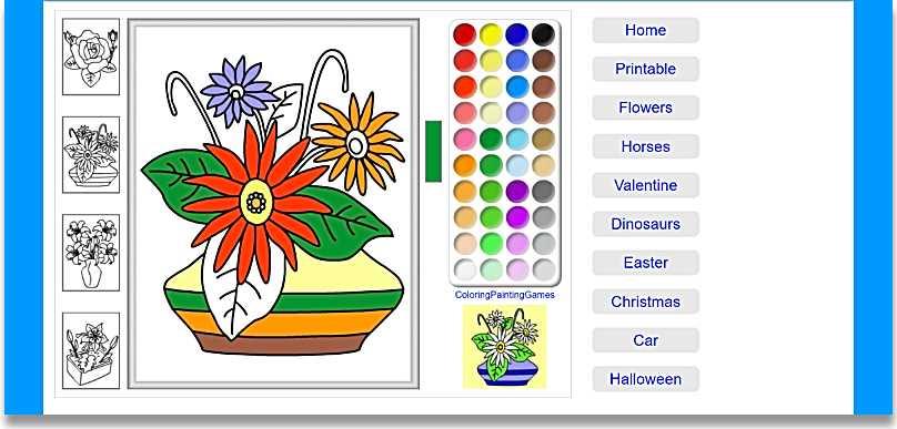 Оцветяване за деца