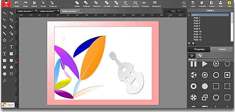 Kiddo Paint и други уебсайтове за рисуване за деца 3