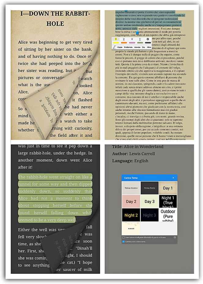 Различни-екрани-Moon-reader-
