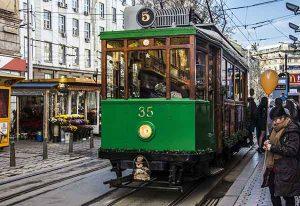 София, старинен-трамвай - Безплатни изображения - снимки, правени от мен