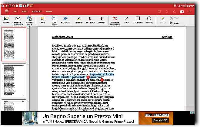 Програми за четене на Андроид-3част office suite pdf