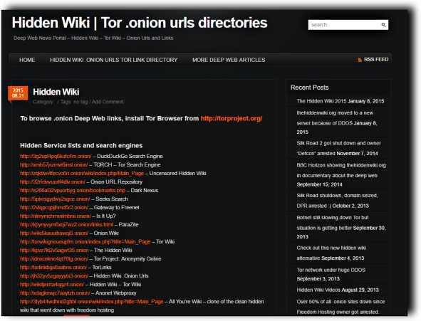 Deep Web и Dark Web - скритото лице на интернет 4