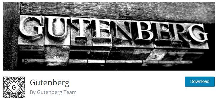 Gutenberg – WordPress