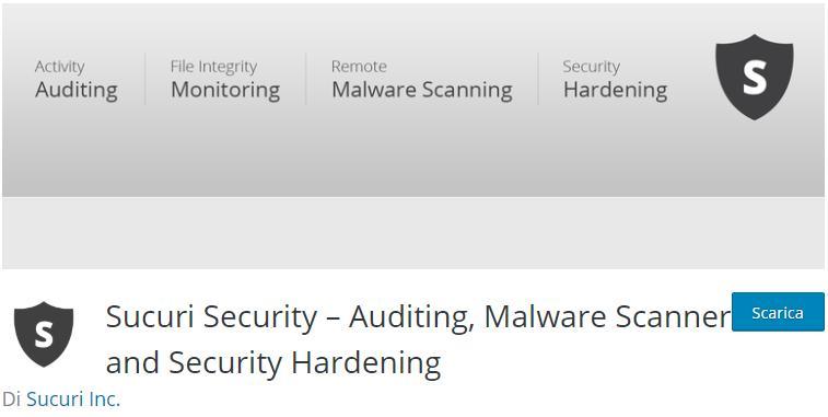 Sucuri Security–Plugin WordPress