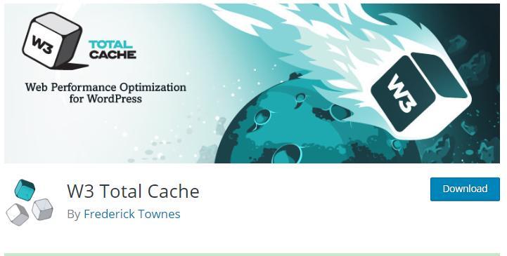W3 Total Cache – WordPress plugin