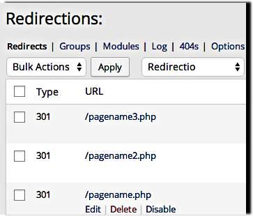 Базово ръководство как да създадем пренасочване (redirect 301) в WordPress 10