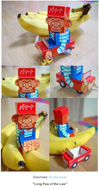 Как да направим играчки от хартия - най-добрите сайтове с модели за сваляне 16