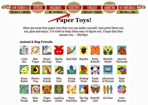 Как да направим играчки от хартия - най-добрите сайтове с модели за сваляне 2