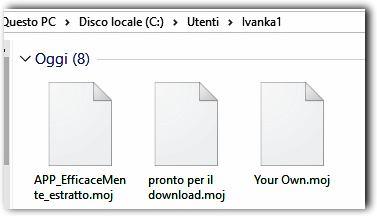 Как да променим разширението на един файл в Windows