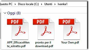 Как да променим разширението на един файл в Windows 7