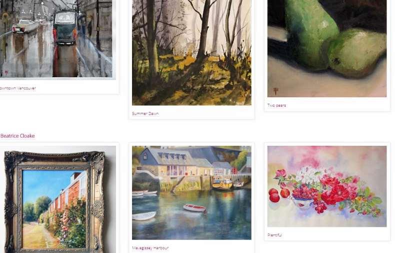 Сайтове, където артистите могат да продават произведенията си онлайн 4