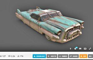 3D предмети от Британския и други музеи за сваляне и отпечатване