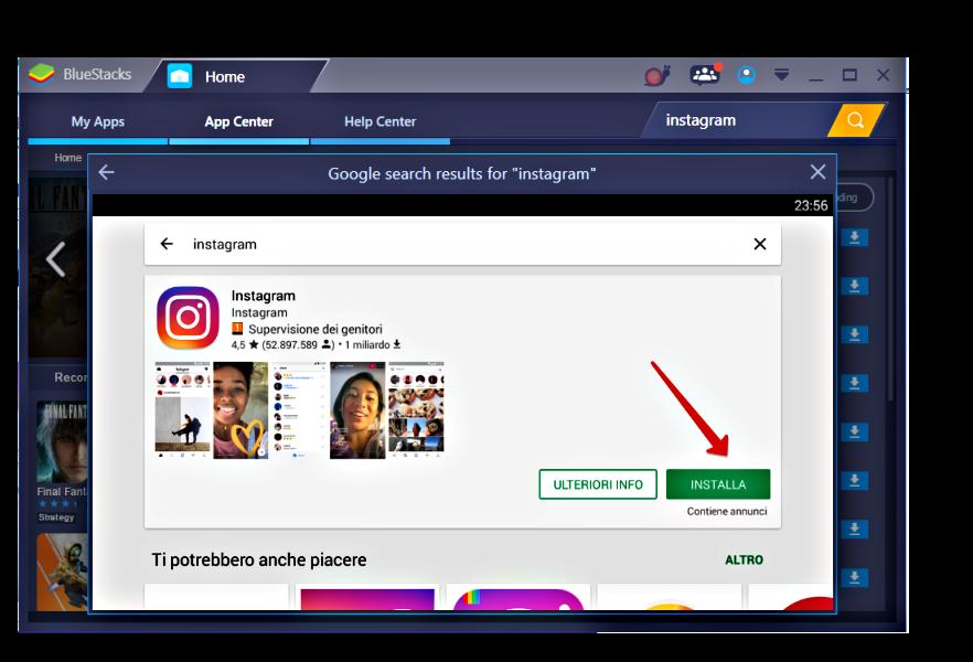 Как да качим снимки на Instagram от компютъра 9