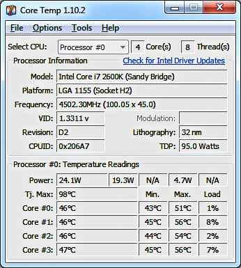 Компютърът прегрява-симптоми програми за диагностика, решения 7