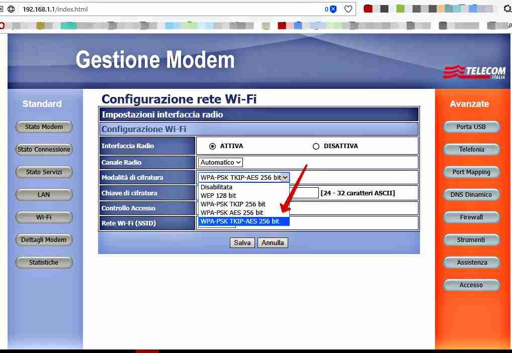 Как да сменим паролата на Wi-Fi мрежата в Windows10 и в рутера вид криптиране 5