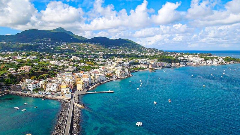Остров Иския, Италия - видео маркетинг за фотографи