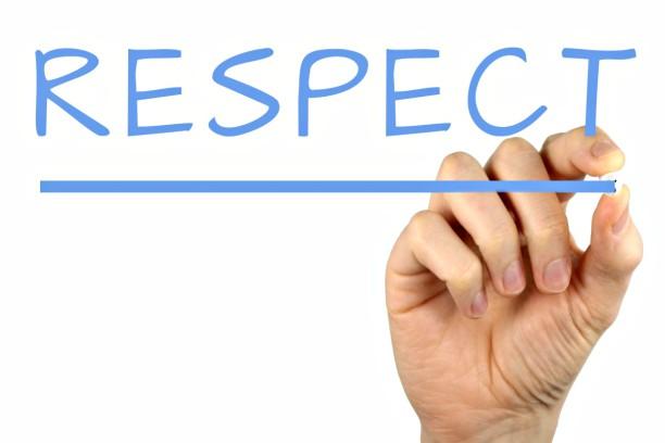 Как да спечелим уважението на другите respect