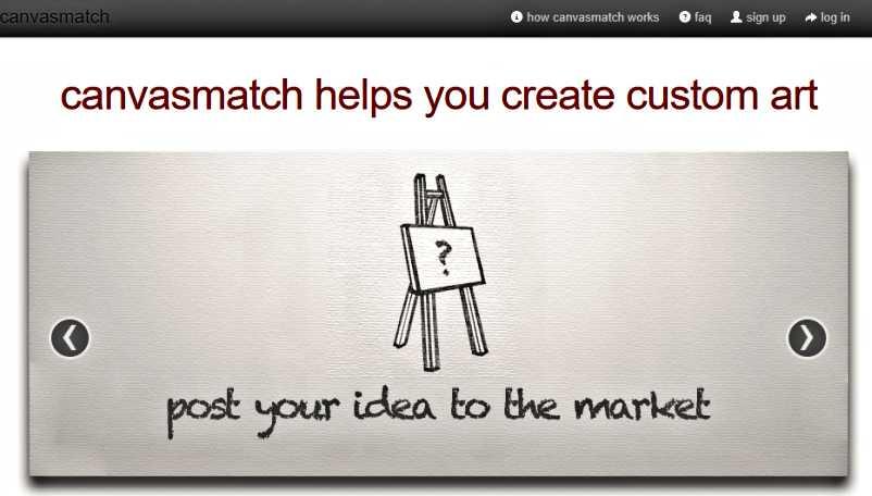 Маркетинг на пазара на изкуство - за художници и други артисти Canvasmatch 5