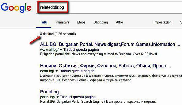Оператори на Google за разширено търсене - как да ги използваме 18
