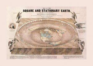 Теорията за плоската Земя или ефектът на Дънинг-Крюгер