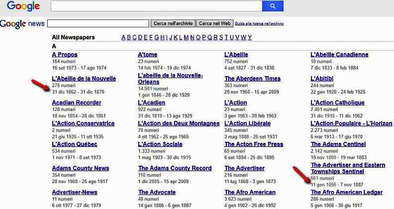 Трикове, които помагат при търсене с Google - трета част 23