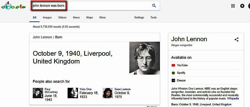 Трикове, които помагат при търсене с Google - трета част 30