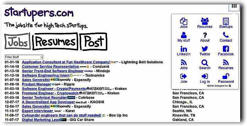 Сайтове (jobs boards) за работа за дизайнери, фрийлансъри 1