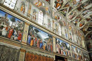 Виртуално 3D посещение на Базиликата Свети Петър, Ватикана и Рим 2