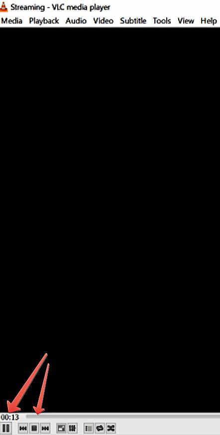 Как да запишем екрана с VLC Media Player 5