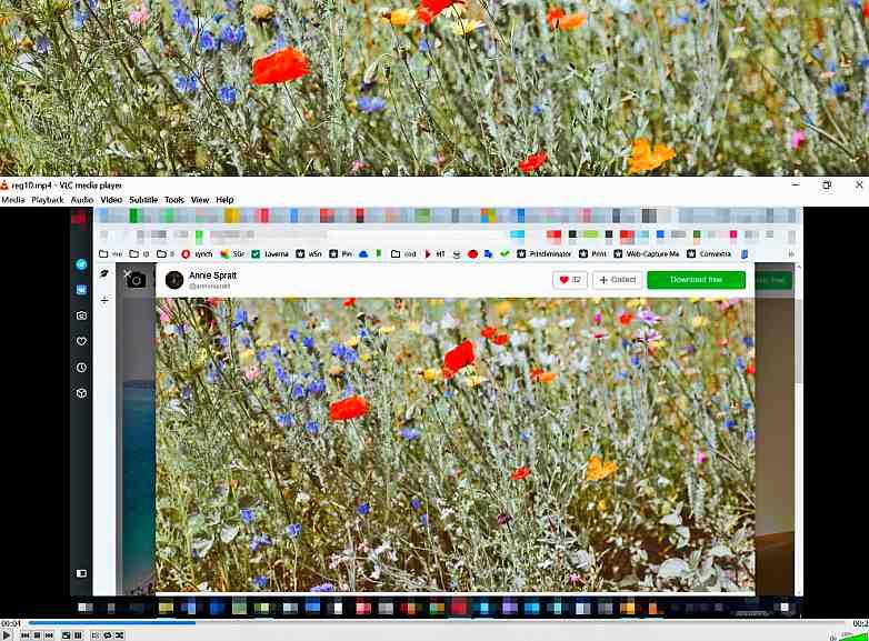 Как да запишем екрана с VLC Media Player 7
