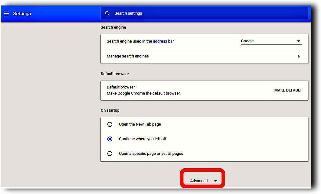 Използваме Chrome като антивирус и за премахване на зловреден софтуер 2