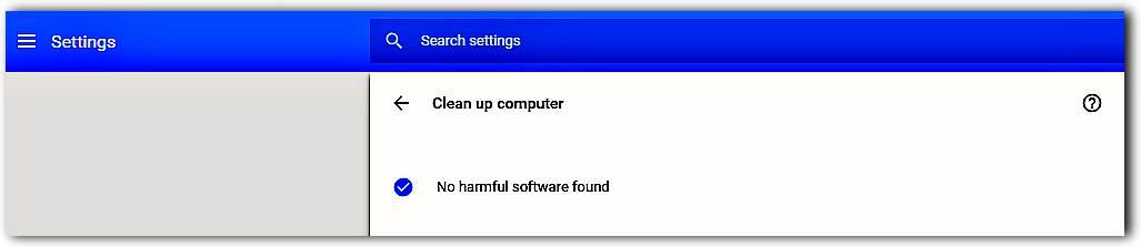 Използваме Chrome като антивирус и за премахване на зловреден софтуер 6