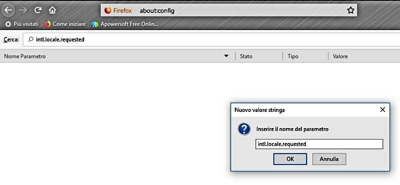 Как да сменим езиковия интерфейс на Mozilla Firefox на PC 10