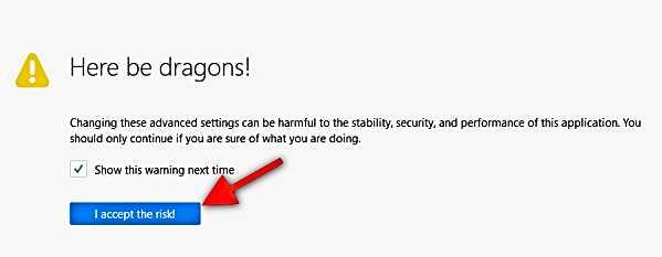 Как да сменим езиковия интерфейс на Mozilla Firefox на PC 5