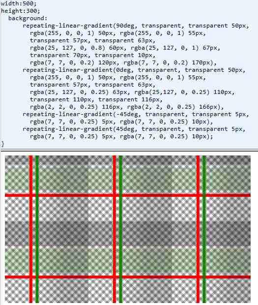 CSS линейни градиенти 13