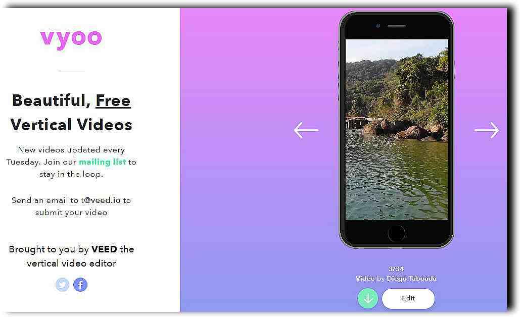 Veed, отличен начин да редактираме видео онлайн 3