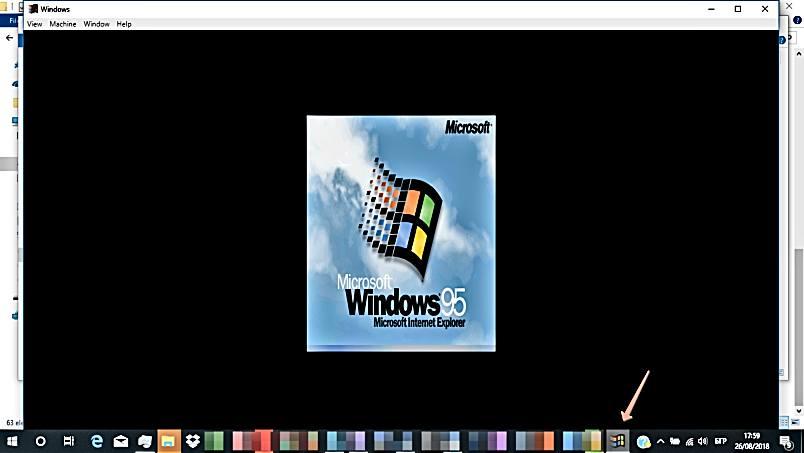Windows 95 като приложение за Mac, Windows и Linux 3