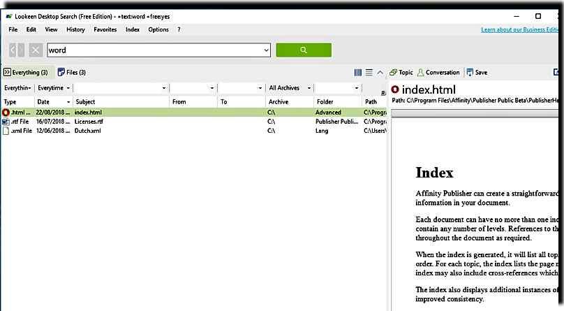 Как да търсим файл във Windows 8