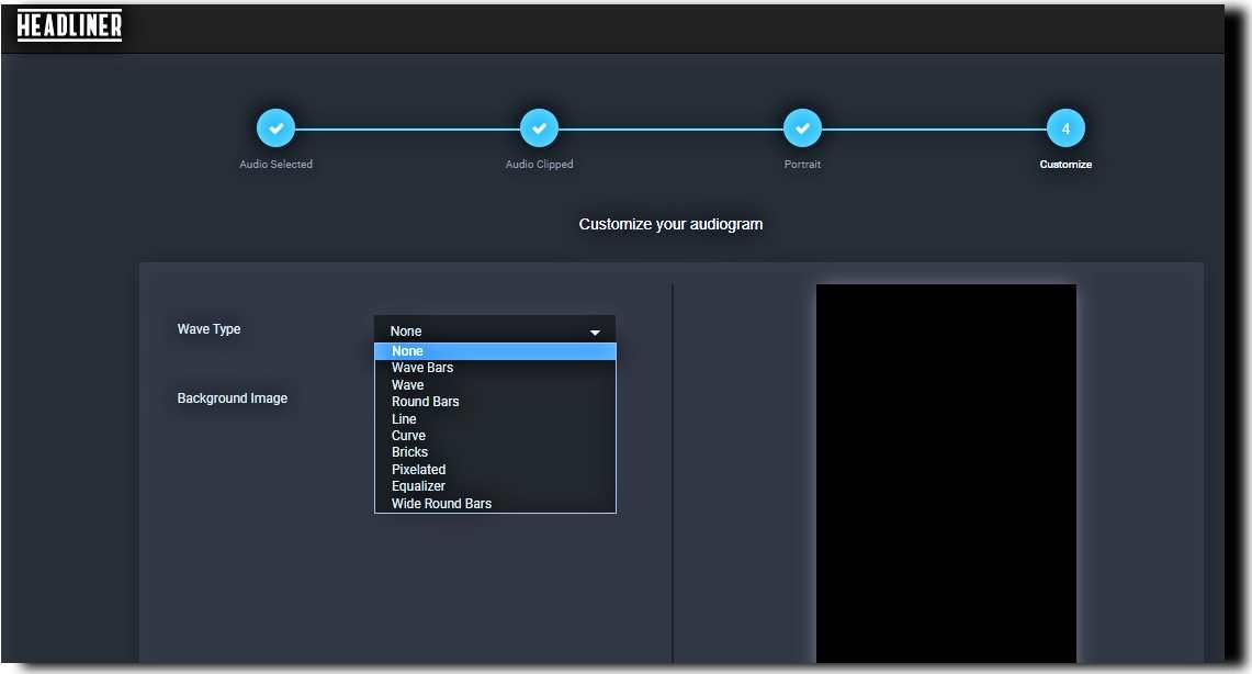 Headliner-автоматична транскрипция на видео 5