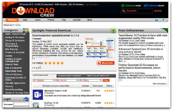 Софтуер за Windows-10