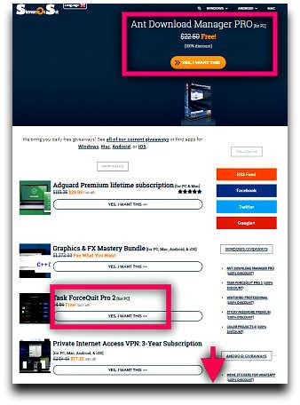 Сайтове за легално изтегляне на платен софтуер безплатно-1