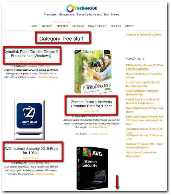 Сайтове за легално изтегляне на платен софтуер безплатно-6