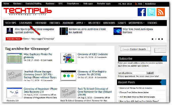 Сайтове за легално изтегляне на платен софтуер безплатно-7