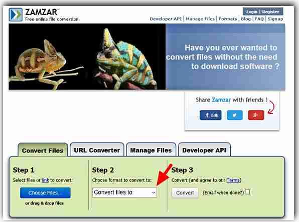 Онлайн услуги за конвертиране на видео-3