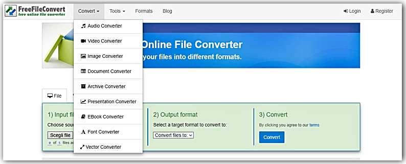 Онлайн услуги за конвертиране на видео-5