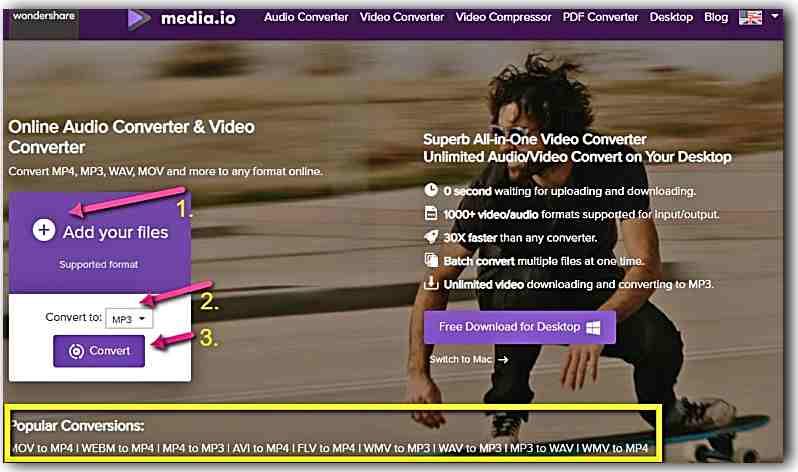 Онлайн услуги за конвертиране на видео-8