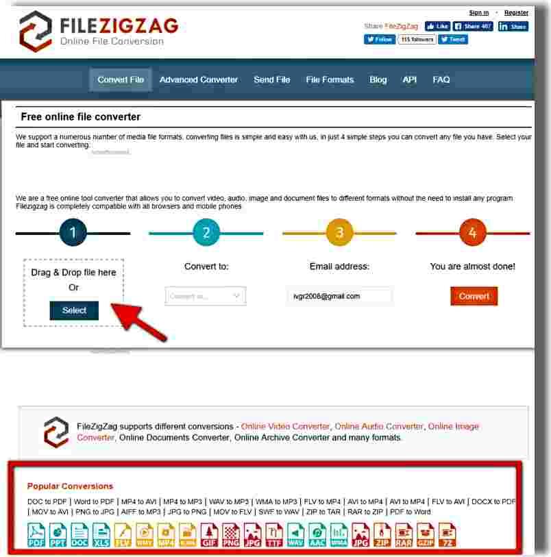 Онлайн услуги за конвертиране на видео-9