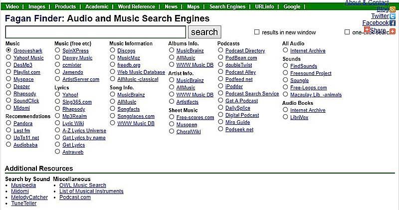 В света на търсачките, алтернативни на Google-10